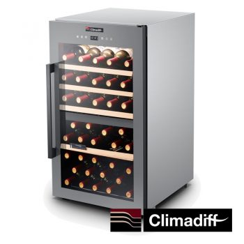 Vinoteca CLS56MT de 56 botellas